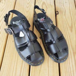 Dr. Martens Air Wair Men's Kassion Black Sandal
